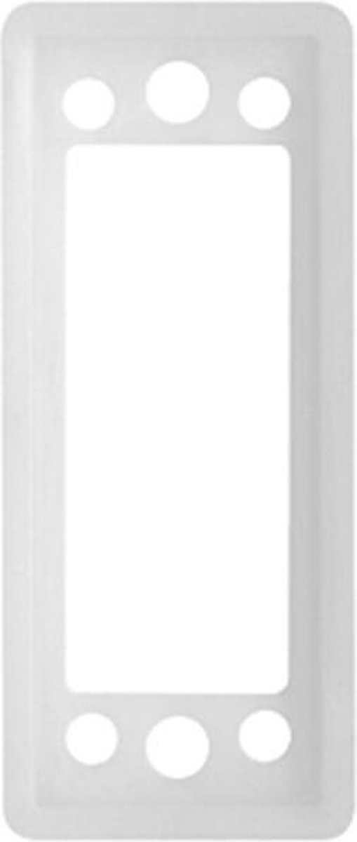 AXA raamsluiting Onderlegplaat - 3305-60-95/E - kunststof - Axa