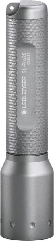 Led Lenser SL-Pro25 Zaklamp Aluminium
