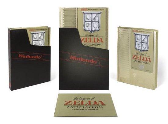 Boek cover The Legend Of Zelda Encyclopedia Deluxe Edition van Merkloos (Hardcover)