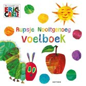 Boekomslag van 'Rupsje Nooitgenoeg - Voelboek'
