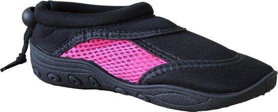 Campri Basic Waterschoenen - Maat 26 - Unisex - zwart/roze