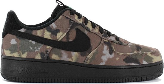 Nike Air Force 1 Low 07 Country Camo Italy Sneakers Sportschoenen Schoenen AV7012 200 Maat EU 36.5 US 4.5