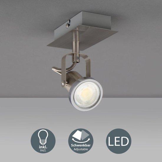 Bol Com B K Licht Led Plafondlamp Woonkamer Wandlamp Spot Warm Wit Licht Verlichting