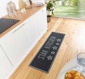 Keukenloper Star Kitchen 102613 wasbaar 30°C 50x150 cm