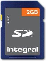 Integral SD kaart 2 GB