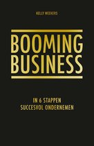 Boekomslag van 'Booming business'