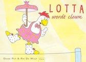 Prentenboek Lotta wordt clown