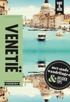Boek cover Venetië van Wat & Hoe Stedentrip
