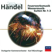 Music For The Royal Fireworks - Water Music