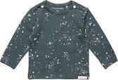 Noppies Unisex T-shirt longsleeve Gale - Dark Slate - Maat 56