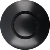 Tekalux Art - LED Vloerdimmer - Zwart - Maximaal 100.0 Watt
