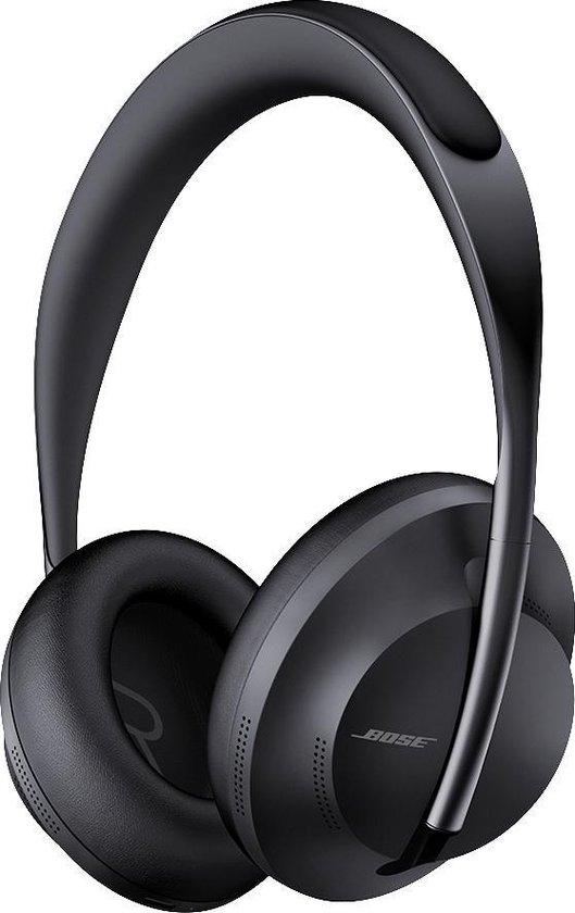 Bose 700 - Draadloze over-ear koptelefoon met Noise Cancelling - Zwart
