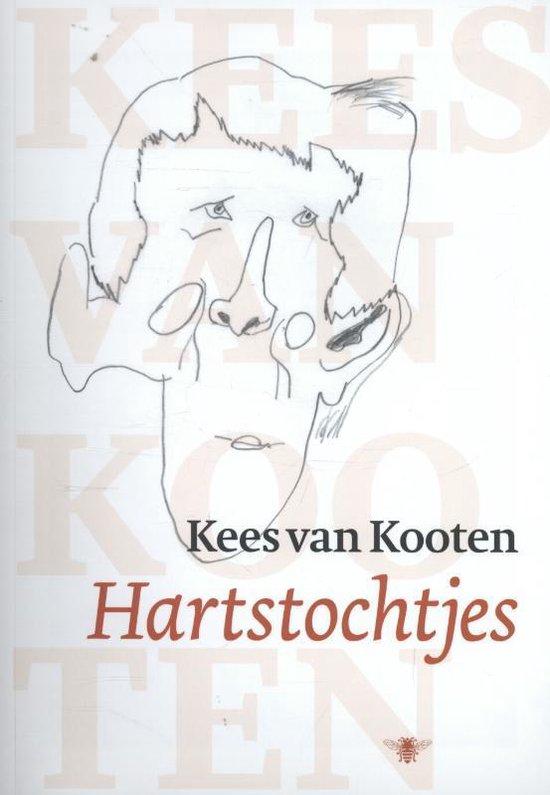 Cover van het boek 'Hartstochtjes' van Kees van Kooten