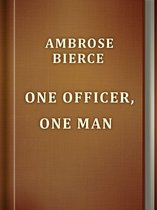 One Officer, One Man