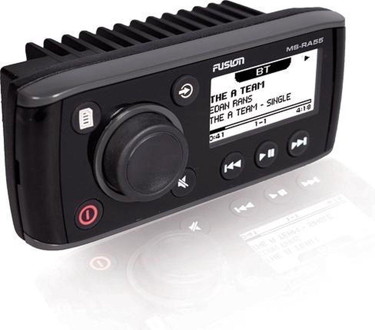 Fusion MS-RA55KTS Kit incl. MS-RA55 / MS-EL602 speakers