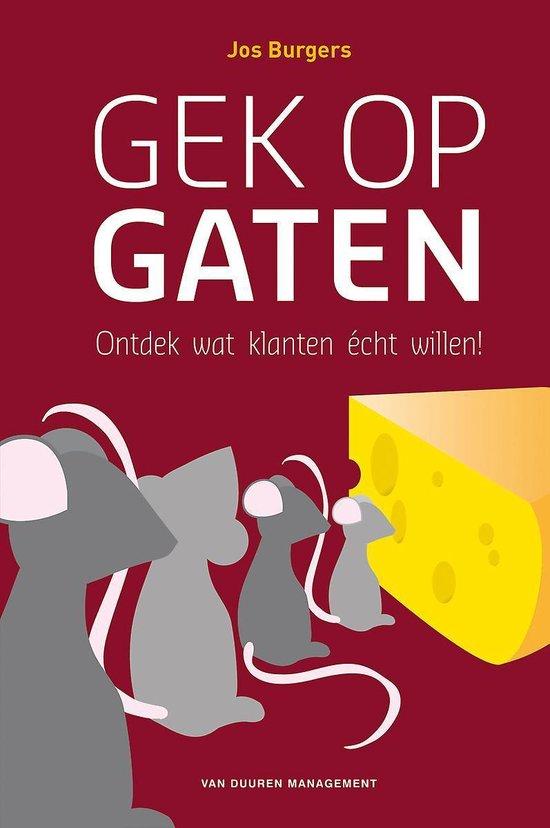 Gek op gaten - Jos Burgers | Fthsonline.com