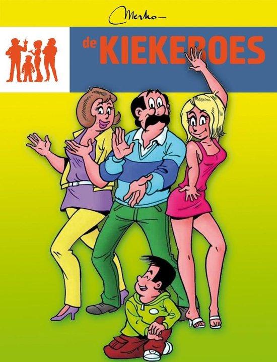 Boek cover de Kiekeboes - 155 In troebel water van Merho (Paperback)