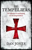 Boek cover De Tempeliers van Dan Jones (Hardcover)