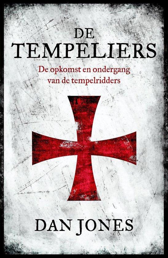 Boek cover De Tempeliers van Dan Jones (Hardcover)