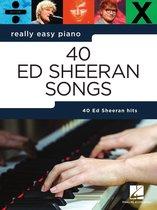 Ed Sheeran - Really Easy Piano Songbook