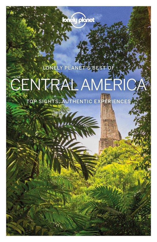 Afbeelding van Lonely Planet Best of Central America