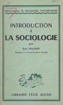 Introduction à la sociologie