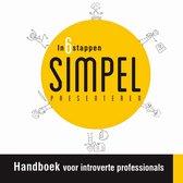 In 6 stappen SIMPEL presenteren