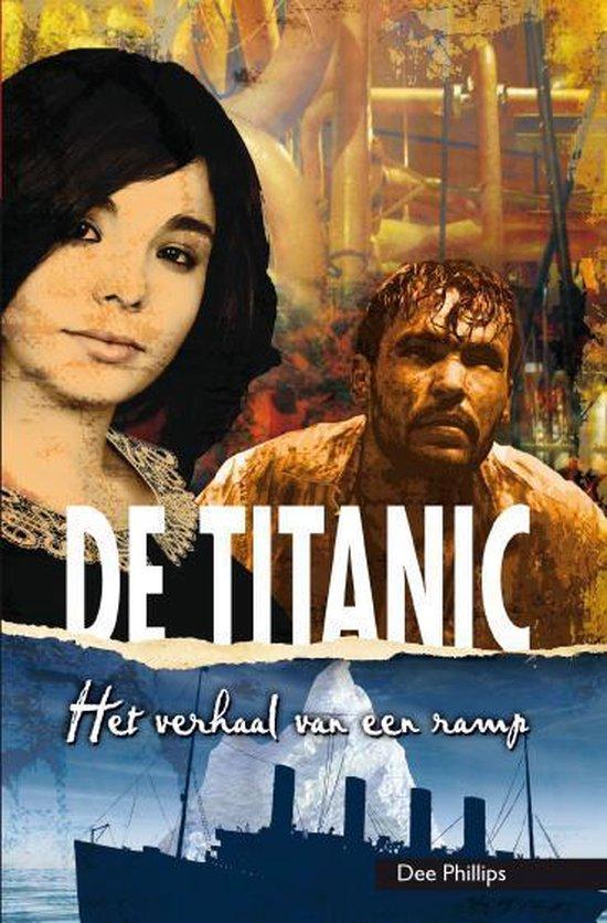 Heftige Historie 3 - De Titanic - Dee Phillips |