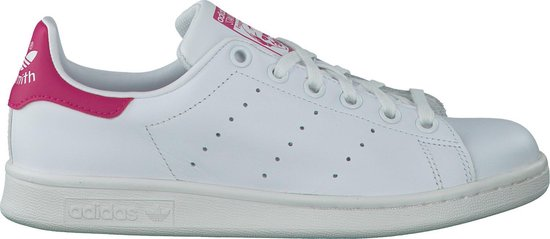 adidas Stan Smith Sneakers - Ftwr White/Bold Pink - Maat 38