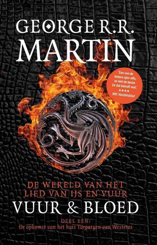 Vuur en Bloed 1 - De Opkomst van het Huis Targaryen - George R.R. Martin |
