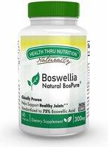 Boswellia BosPure 300 mg (non-GMO) (60 Vegicaps) - Health Thru Nutrition