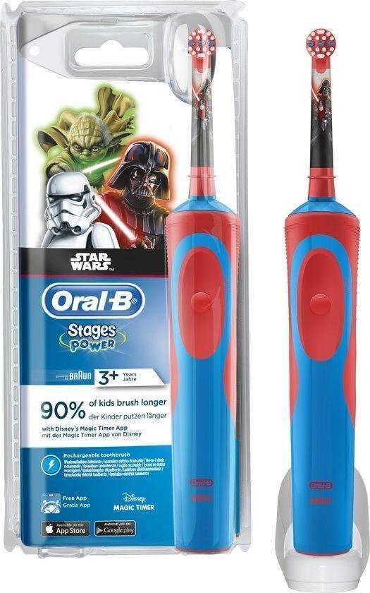 Oral-B Kids Star Wars - Elektrische Tandenborstel - Oral B
