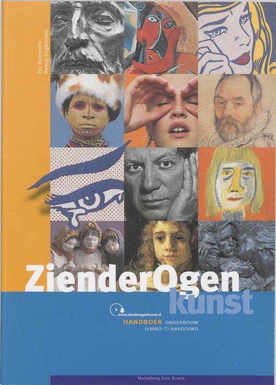 ZienderOgen Kunst Basisvorming (vmbo-t) havo/vwo Handboek - F. Remmers |