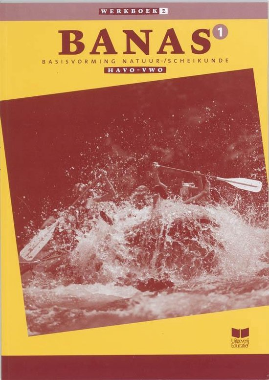 Banas 1 Havo-vwo katern 2 Werkboek - J.L.M. Crommentuijn |