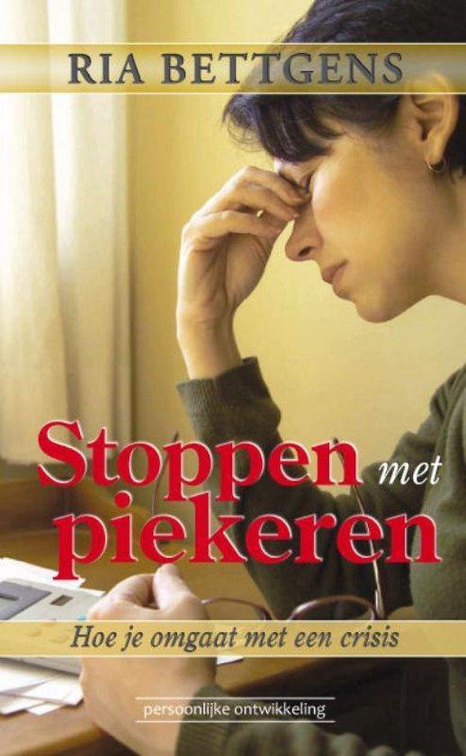 Stoppen met piekeren - R. Bettgens | Readingchampions.org.uk
