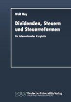 Dividenden, Steuern Und Steuerreformen