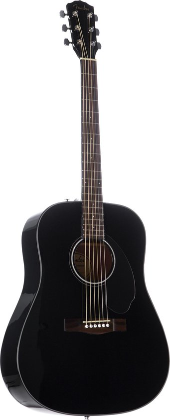 Fender CD-60S (Black)