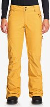 Roxy - Cabin pants  - spruce yellow - dames - wintersport broek - maat M