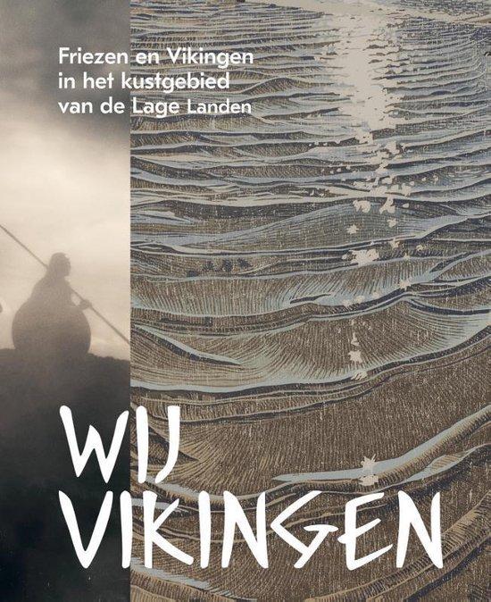 Boek cover Wij Vikingen van Onbekend (Paperback)