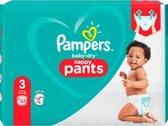 Pampers Baby Dry Luierbroekjes Maat 3 (6-11 kg) 37 stuks