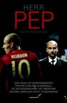 Boek cover Herr Pep van Marti Perarnau