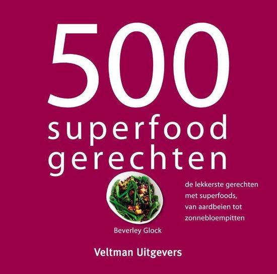 500 superfood gerechten