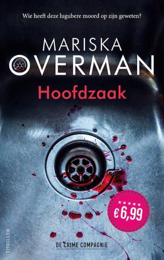 Boek cover Dieudonné 1 -   Hoofdzaak van Mariska Overman (Paperback)