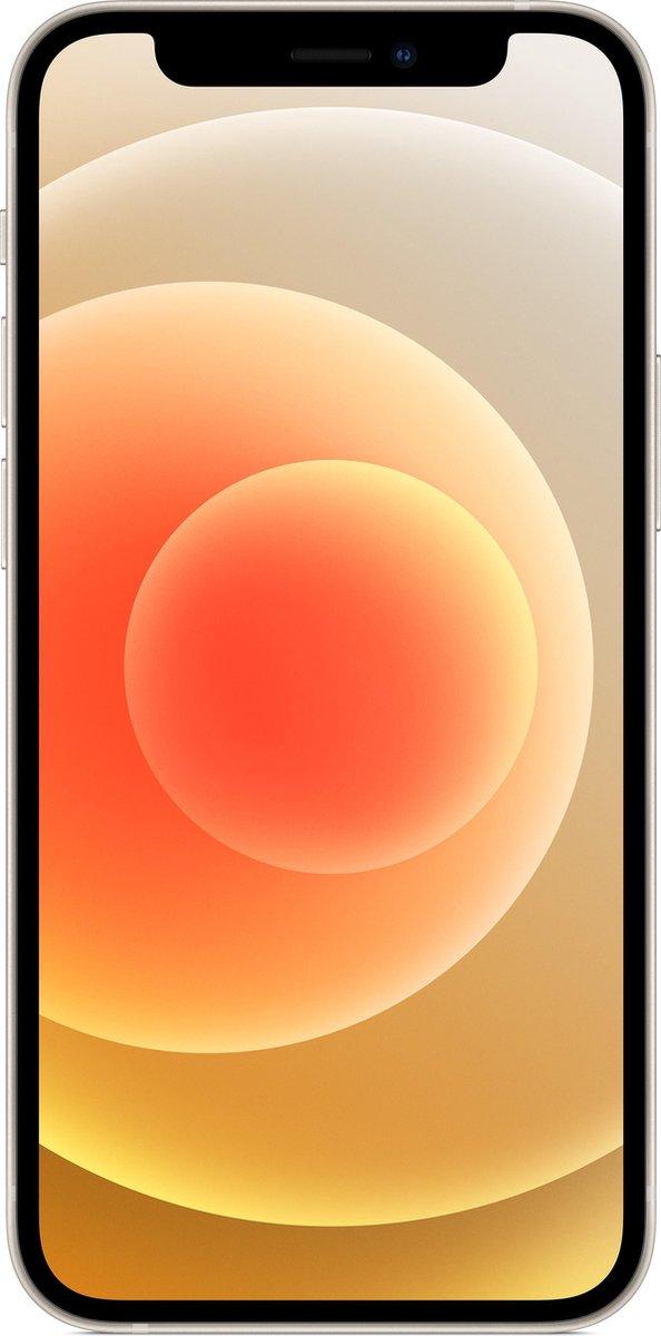 """Apple iPhone 12 mini 13,7 cm (5.4"""") Dual SIM iOS 14 5G 64 GB Wit"""