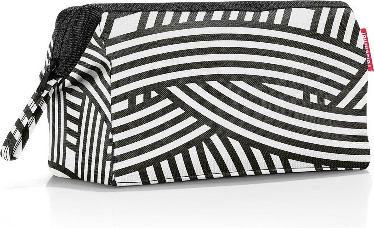 Reisenthel Travelcosmetic Toilettas - 4L - Zebra Zwart Wit