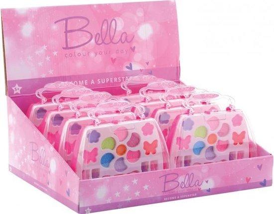 Make-up set Bella in beautycase JohnToy