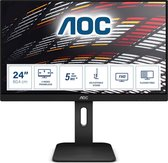 AOC 24P1 - Full HD IPS monitor - 24 inch