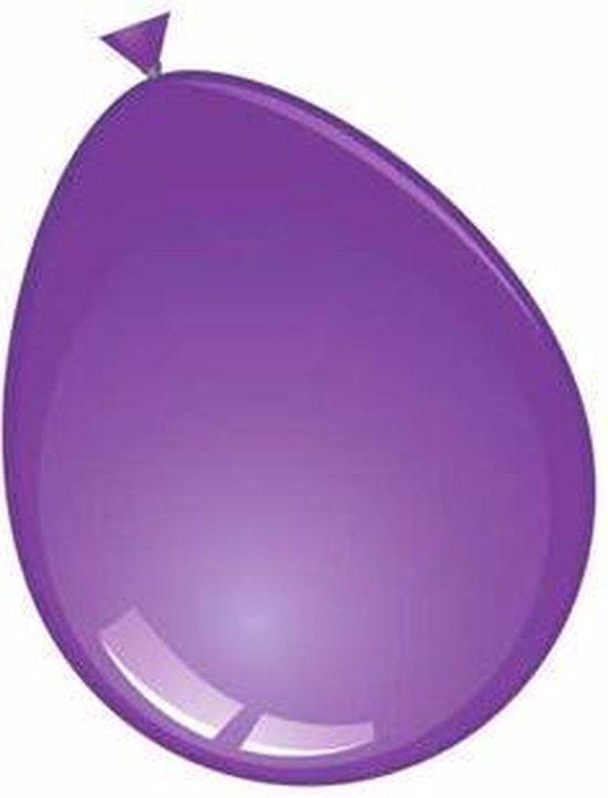 Ballonnen violet 50 stuks 30 cm