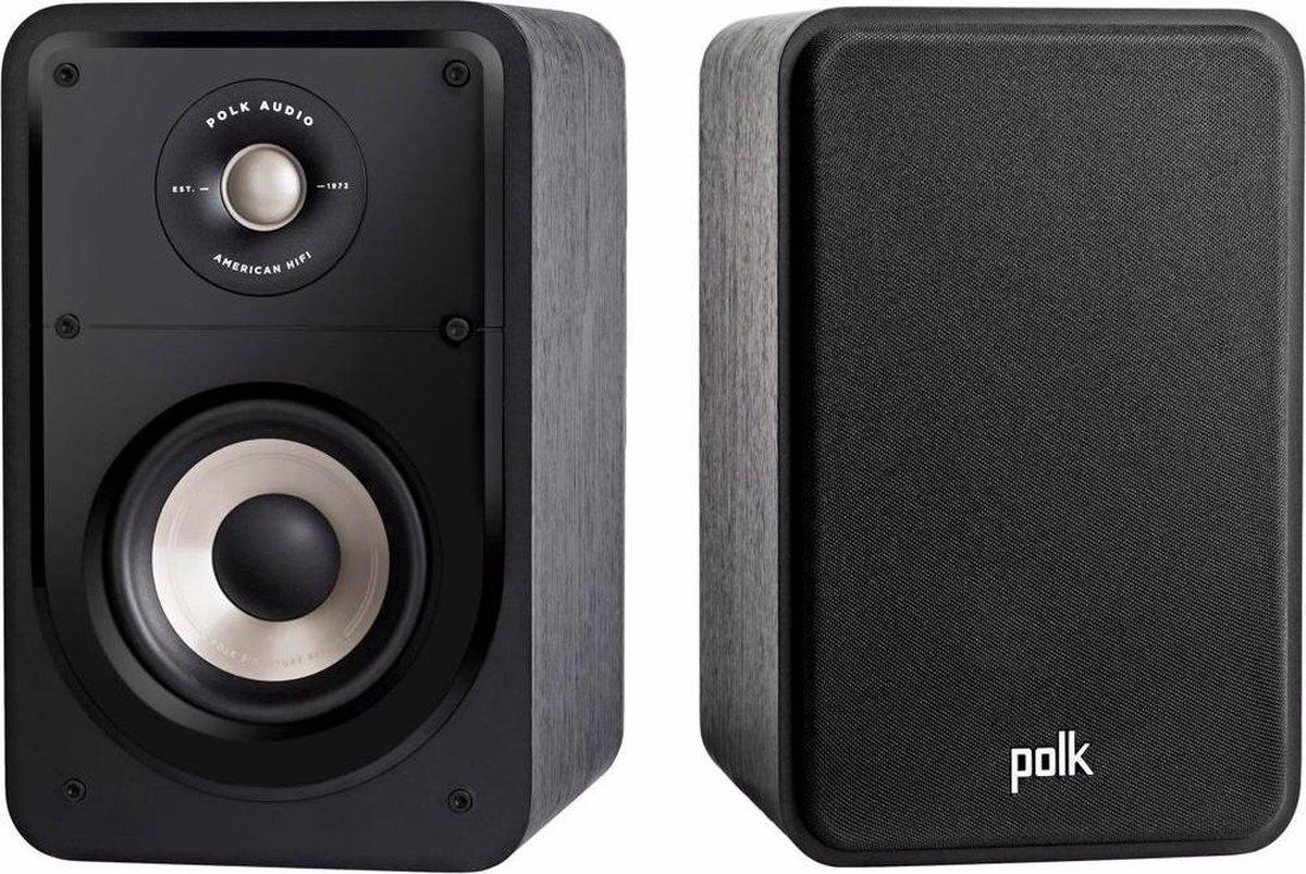 Polk Audio S15e Volledig bereik Zwart Bedraad