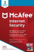 McAfee Internet Security - Multi-Device - 3 Appara